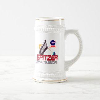 Spitzer Space Telescope Beer Stein