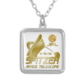 Spitzer Space Telescope Necklace