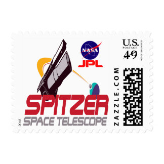 Spitzer Space Telescope Stamps