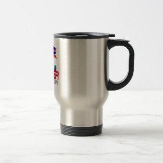 Spitzer Space Telescope Travel Mug