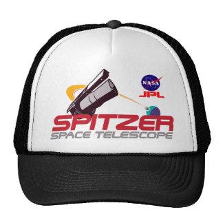 Spitzer Space Telescope Trucker Hat