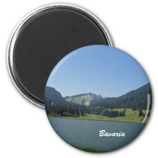 Spitzingsee, Bavaria Fridge Magnets