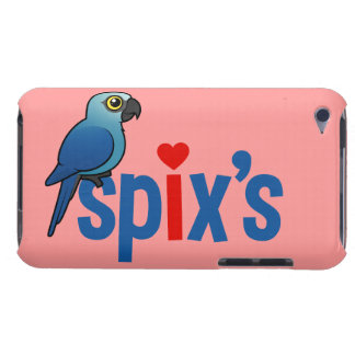 Spix's Love iPod Touch Cover