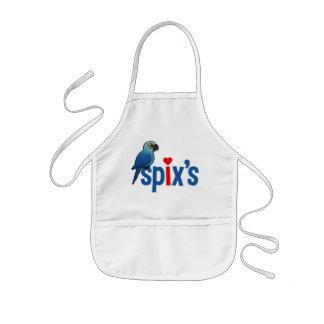 Spix's Love Kids' Apron