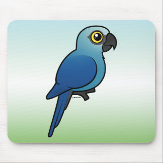 Spix's Macaw Mouse Pad