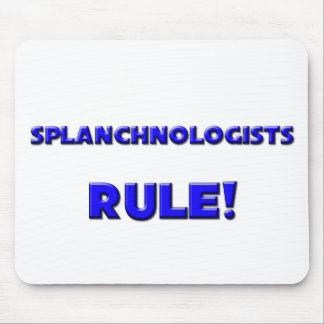 Splanchnologists Rule! Mouse Pad