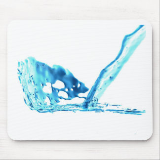 Splash 01 mouse pad
