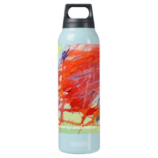 Splash 16 Oz Insulated SIGG Thermos Water Bottle