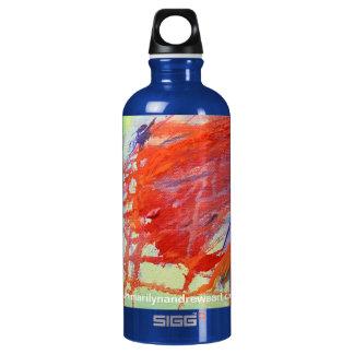 Splash Aluminum Water Bottle