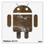Splash Android Wall Decal
