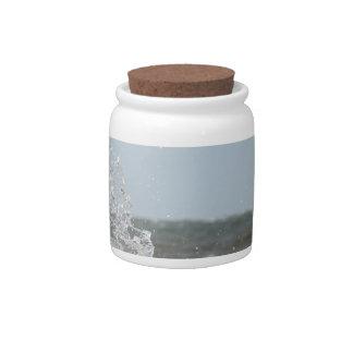 Splash Candy Jars