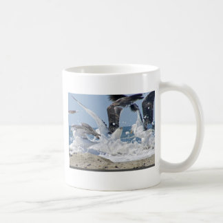 """Splash"" Coffee Mug"
