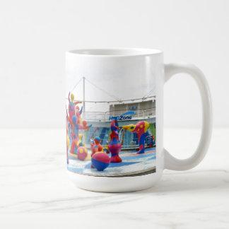 Splash Color Coffee Mug