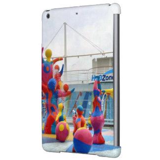 Splash Color iPad Air Covers