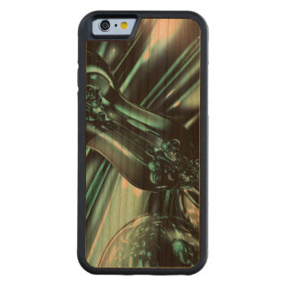 Splash Down Abstract Carved® Cherry iPhone 6 Bumper Case