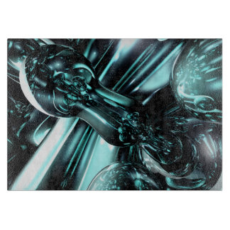 Splash Down Abstract Cutting Boards