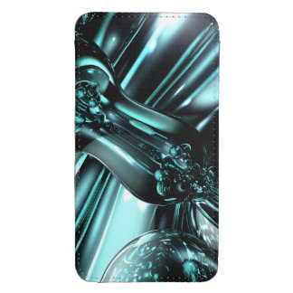 Splash Down Abstract Galaxy S4 Pouch