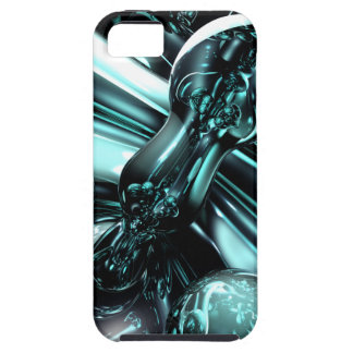 Splash Down Abstract iPhone 5 Case-Mate Tough™ iPhone 5 Cases