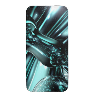 Splash Down Abstract iPhone 5 Pouch