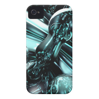 Splash Down Abstract iPhone Barely There Case-Mate iPhone 4 Case
