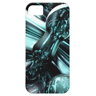 Splash Down Abstract iPhone Case-Mate ID iPhone 5 Cases