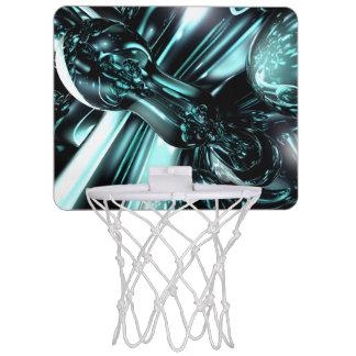 Splash Down Abstract Mini Basketball Hoops