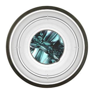 Splash Down Abstract Pet Bowl