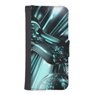 Splash Down Abstract Phone Wallet