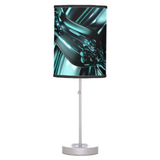 Splash Down Abstract Table Lamps