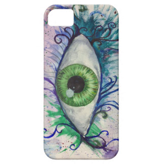 Splash Eye iPhone 5 Cover