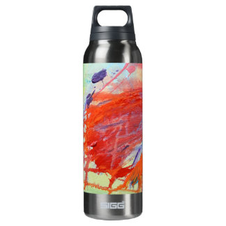 Splash - Grape 16 Oz Insulated SIGG Thermos Water Bottle