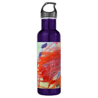 Splash - Grape Stainless Steel Water Bottle