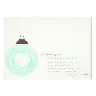 SPLASH . HOLIDAY INVITE