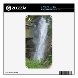 Splash iPhone 4 Decal
