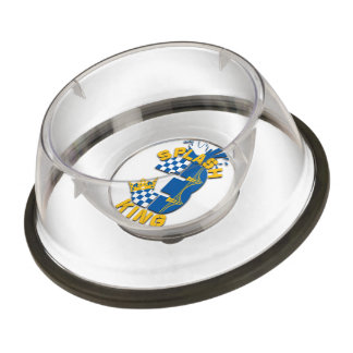 Splash king dog bowl pet bowl