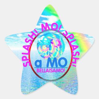 SPLASH! MO! SPLASH! Sticker