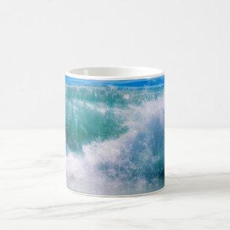 SPLASH CLASSIC WHITE COFFEE MUG