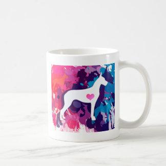 Splash of Color-ful Danes Coffee Mug