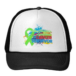 Splash of Color - Non-Hodgkin's Lymphoma Survivor Trucker Hat