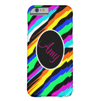 Splash of color personal phone case
