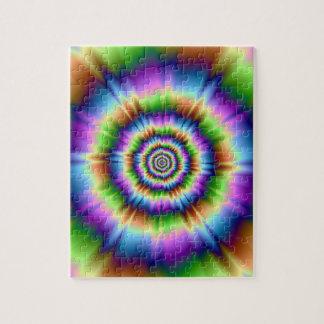 Splash of Color Puzzle