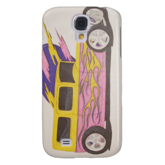 Splash of Color Samsung Galaxy S4 Case