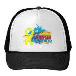 Splash of Color - Sarcoma Survivor Trucker Hat