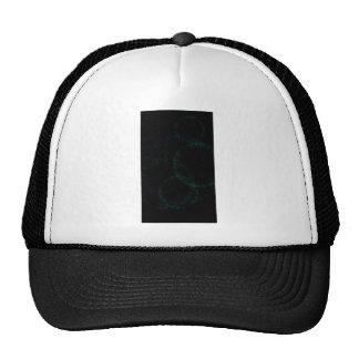 Splash of color trucker hat