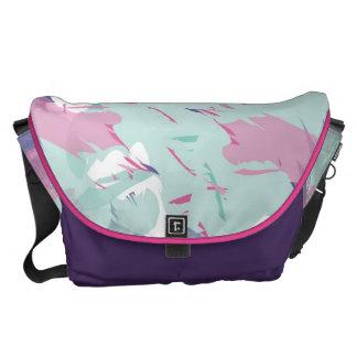 Splash of Colour Courier Bags