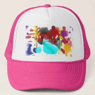 Splash of Colour Trucker Hat