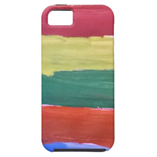 Splash of Colours iPhone SE/5/5s Case
