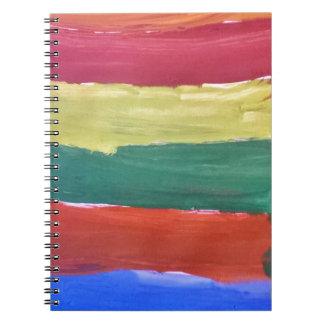 Splash of Colours Notebook
