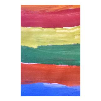 Splash of Colours Stationery