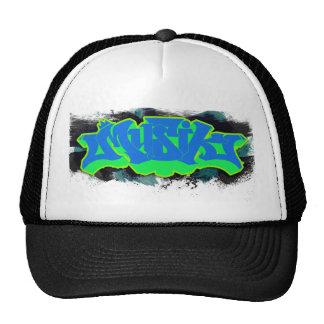 Splash of Musik Dark Trucker Hat